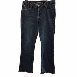 Old Navy Sweetheart denim jeans size 14 long